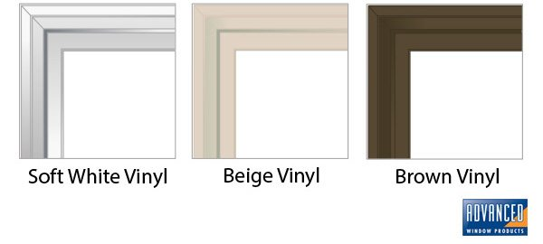 Interior Colors for Windows