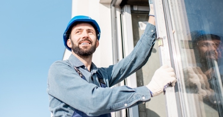 Window Installation by a Professional