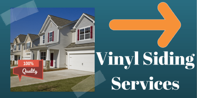 Vinyl siding services - Advanced Window Products