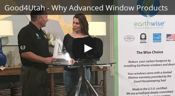 Good 4 Utah and Advanced Window Products