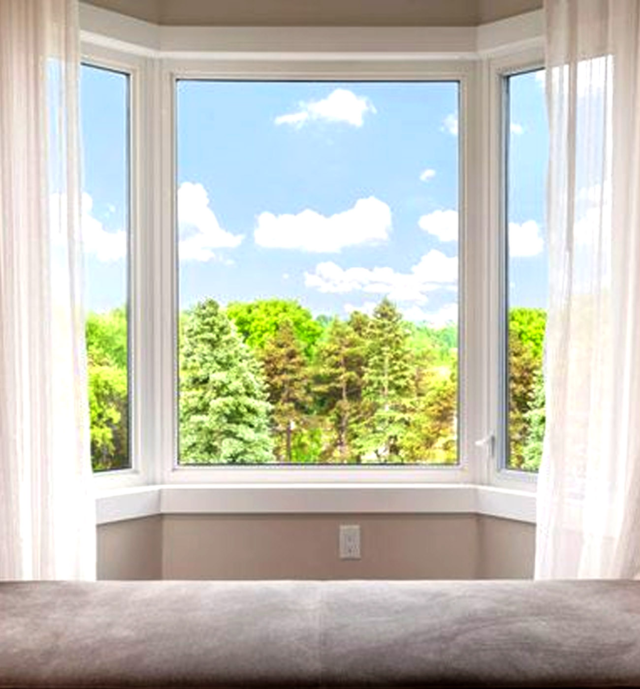 Bay and Bow Windows - Advanced Window Products