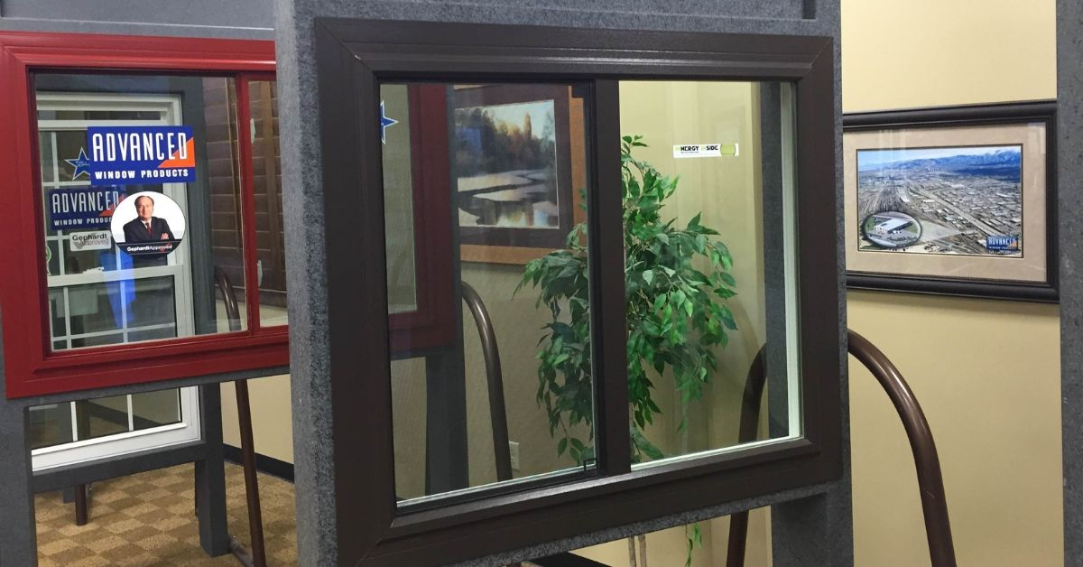 Window Display - Window Replacement in South Jordan, Utah