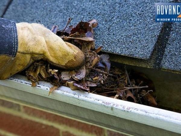 Cleaning Roof Utah Gutters