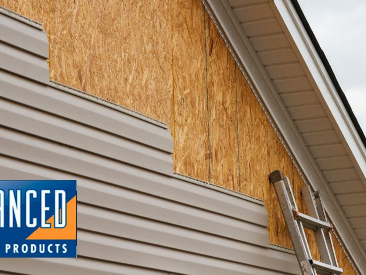 Insulated Vinyl Siding in Utah - Advanced Window Products