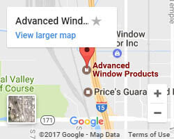 Advanced Window Products and Google Maps