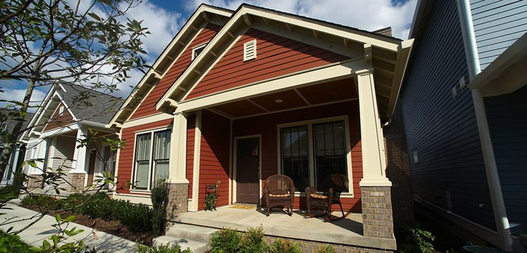 Colored Vinyl Siding in Utah
