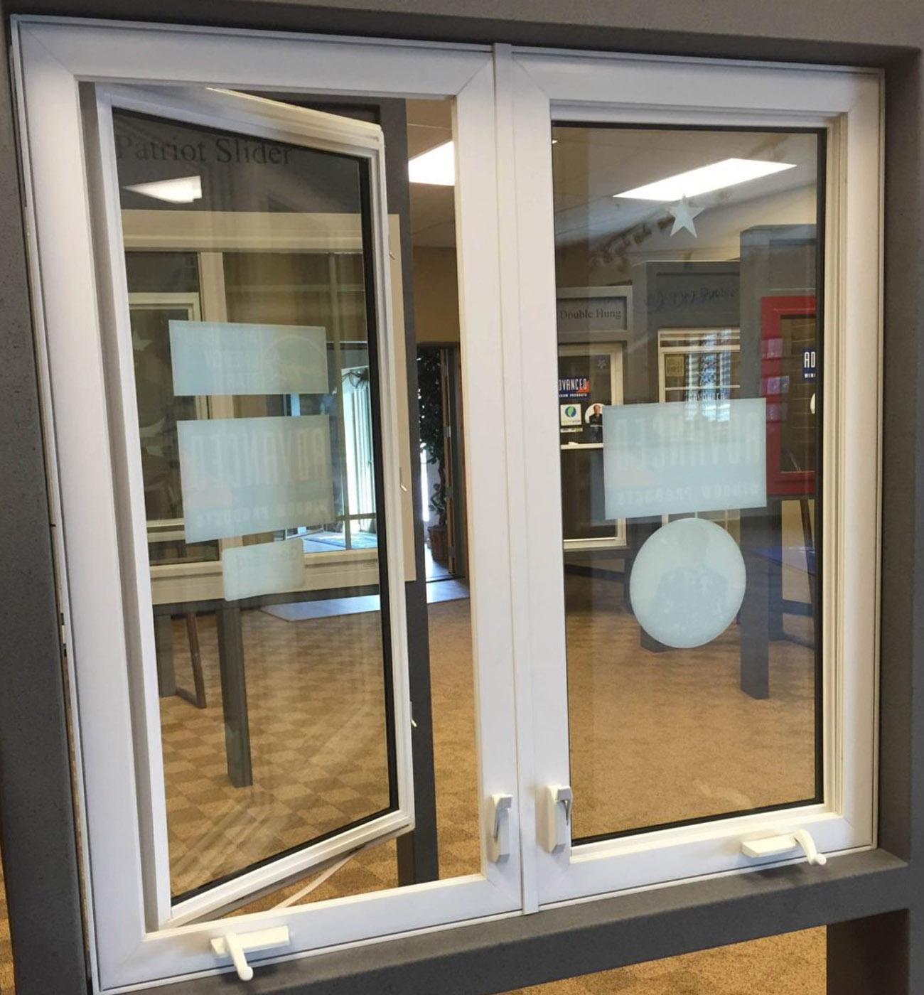 Tilt and Turn Windows - Advanced Window Products
